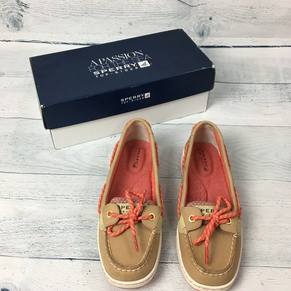 Sperry Top Siders Angelfish Slip On Boat Shoes
